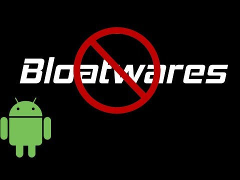 How to Remove OEM / Carrier Bloatwares and Apps Without Root
