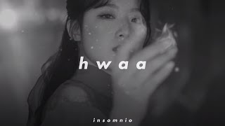 (g)i-dle // hwaa (𝒔𝒍𝒐𝒘𝒆𝒅 𝒏 𝒓𝒆𝒗𝒆𝒓𝒃)