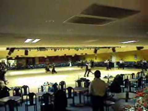 Thursday rounds at Premier Ballroom Studio in Frem...
