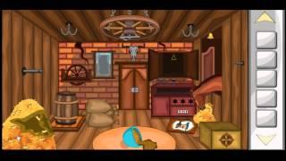 Escape Game-Cowboy House Game Level 2 Walkthrough