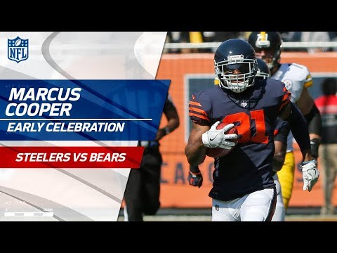 Steelers vs. Bears Wacky End of Half Reminiscent of Leon Lett Gaffe | NFL Week 3 Highlights