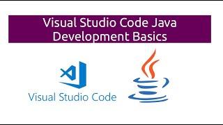 Візуальна Студія Код Основи Розробки Java