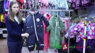 видео Reima Утеплённый костюм