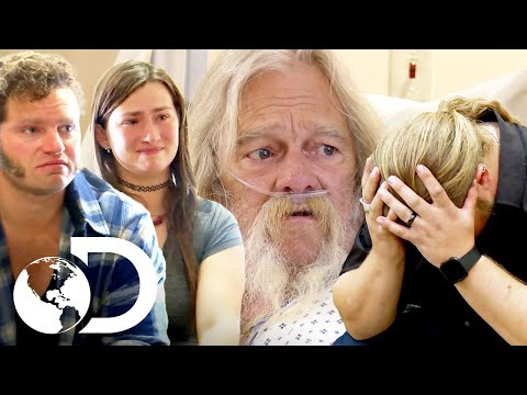 ¡Billy Brown ingresa en el hospital! | Alaska: Hombres primi