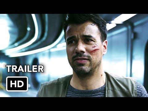 Nightflyers (Syfy) First Look Trailer HD - George R. R. Martin Sci-Fi series