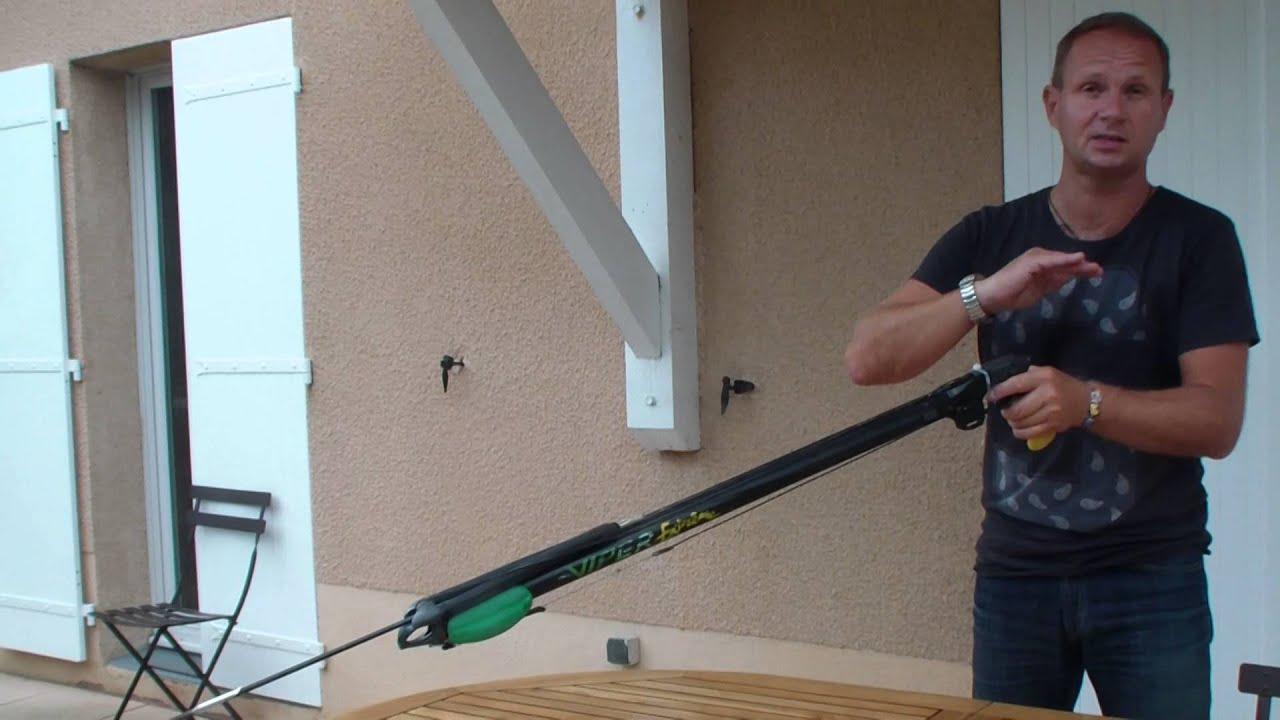 chasse sous marine comment viser et tirer avec un fusil harpon youtube. Black Bedroom Furniture Sets. Home Design Ideas