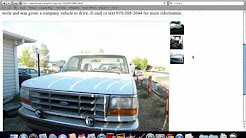 Craigslist Colorado Used Cars for Sale by Owner - YouTube