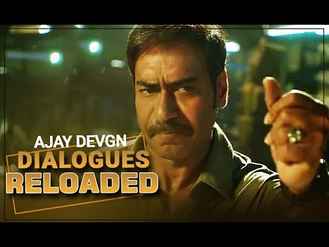 19 Best Dialogues of Ajay Devgn | Best Performances of Ajay Devgn |