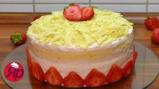 Такой бюджетный торт вы еще не готовили Вкуснейший торт из самых доступных продуктов