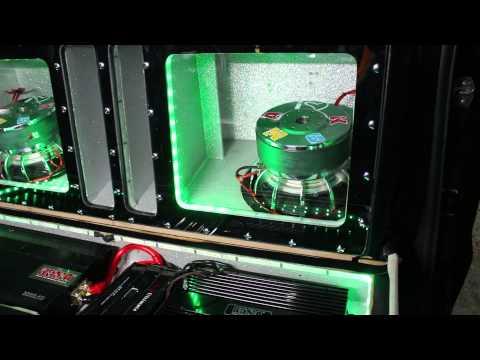 Vigo 4ประตู Koma จัดเต็ม เทสไฟแสงสีหน่อย