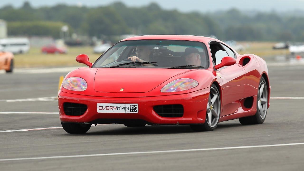 Top Gear Test Track - Ferrari 360 - YouTube