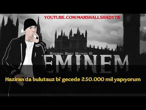 Eminem - Spacebound (Türkçe Altyazı) #Recovery