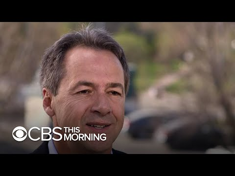 """Steve Bullock 2020: Montana governor says he can """"bridge divides"""" with GOP"""