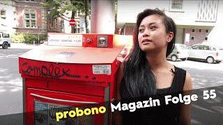 probono Magazin Folge 55: Peng! Klappe zu Löwe tot!