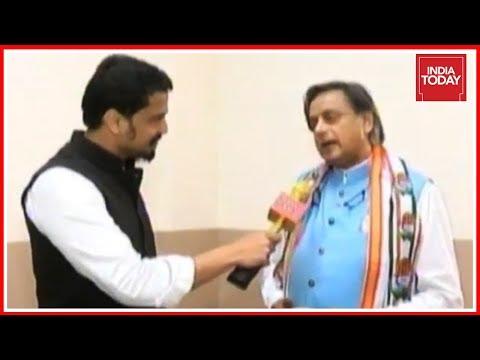 Shashi Tharoor Exclusive | Tharoor Accuses PM Modi Of Peddling Fake News