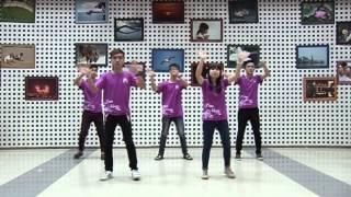 Hướng dẫn nhảy bài Chung sống - Sống Để Yêu Thương 2015