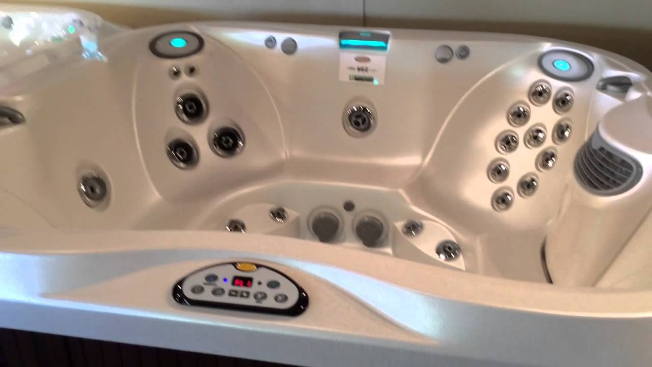 J-365 - Jacuzzi Hot Tub - Floor Model Special - YouTube
