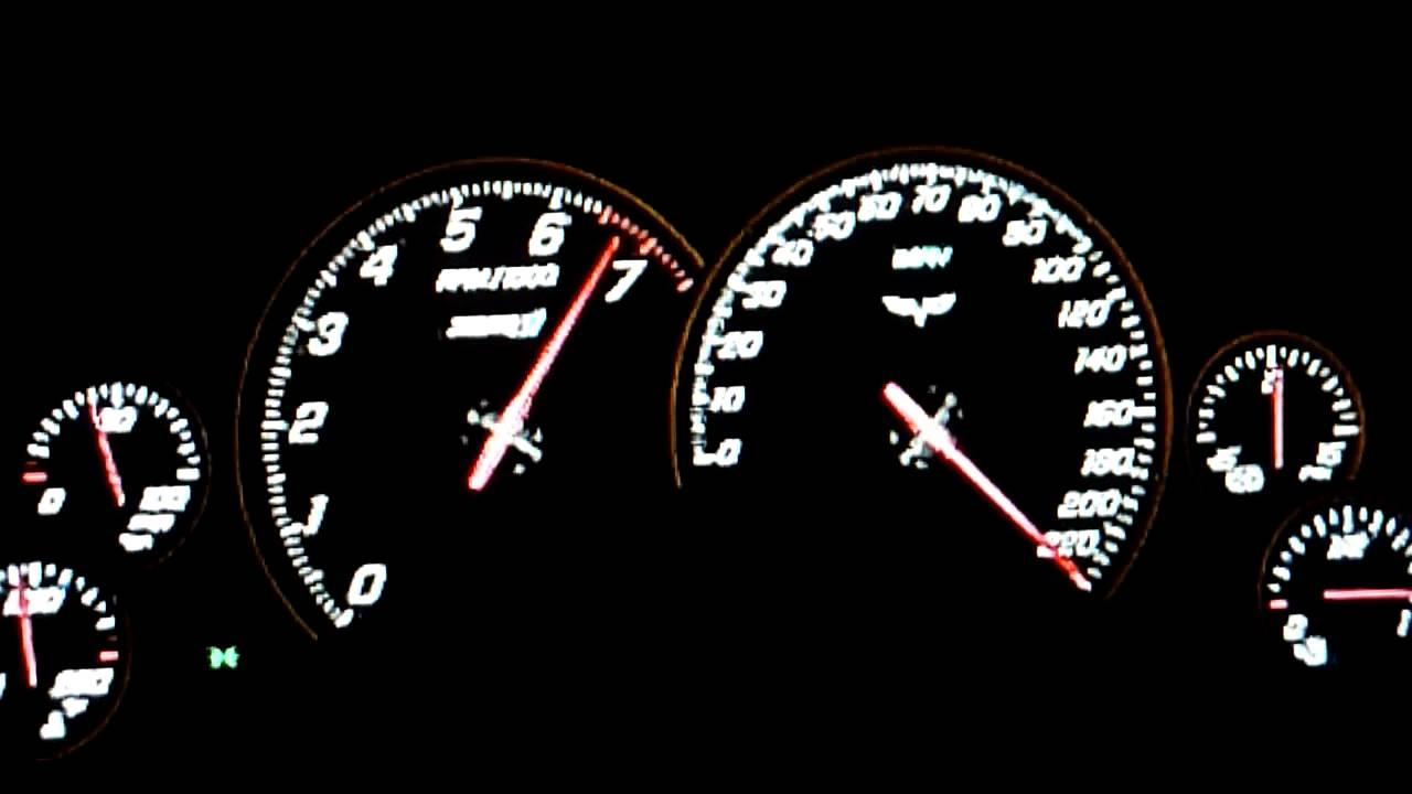 Chevrolet Corvette Zr1 Top Speed Run Gt6 Youtube
