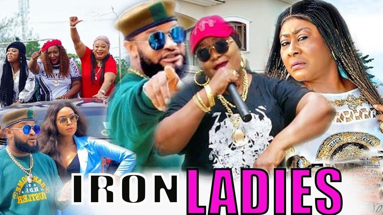 Download Iron Ladies Part 1&2 - Diamond Okechi & Ebere Okaro 2020 Nigerian Nollywood Movies |