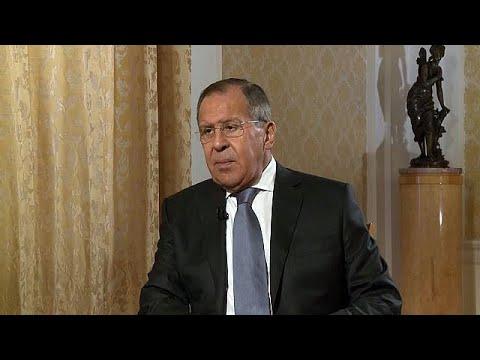 Entretien exclusif avec Sergueï Lavrov - global conversation