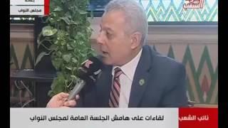 بالفيديو.. سلامة الجوهرى: حى شبرا أكبر من قطر  و