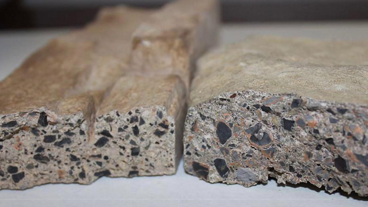 Natural Stone vs Manufactured Stone - YouTube