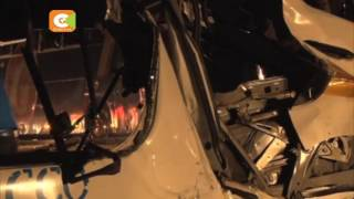 Four killed in grisly Timboroa accident