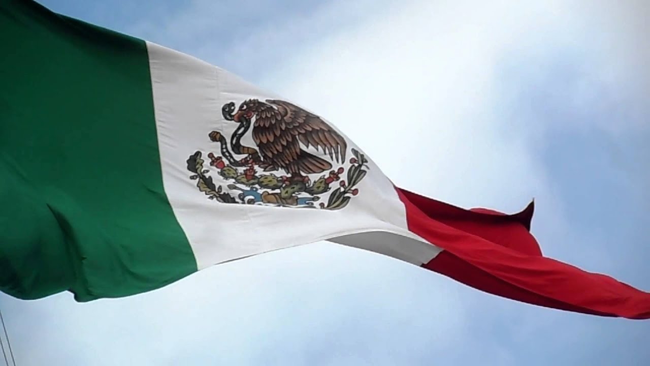BANDERA MEXICANA ORGULLO DE MEXICO HD