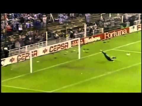 8a458fe8e2 COPA DO REI 1994-1995 - VALENCIA X LA CORUNA. Futebol Das Antigas