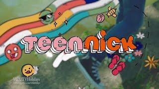 TeenNick HD US Summer Continuity ans Idents 2020 - 4th of July ( Extra Bumpers Edit )
