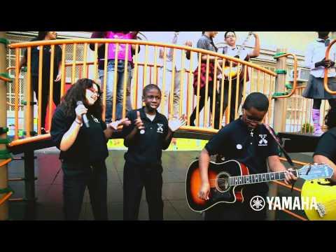 "NYC Students cover John Lennon ""Instant Karma"""