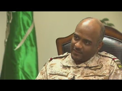 Saudi Defense Spokesman: Ground troops in Yemen