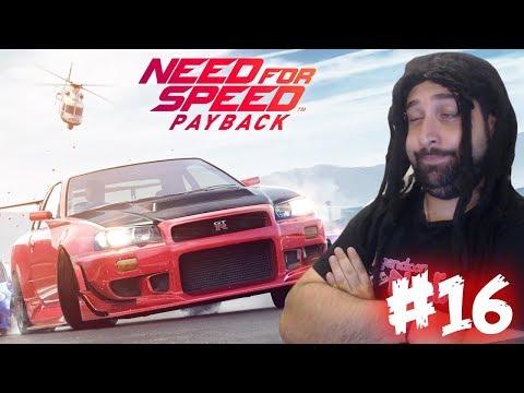 ESTO ES UN TODO TERRENO!   NEED FOR SPEED PAYBACK #16