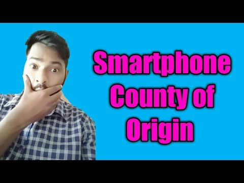 Smartphone country of origin | smartphones Brand Hometown