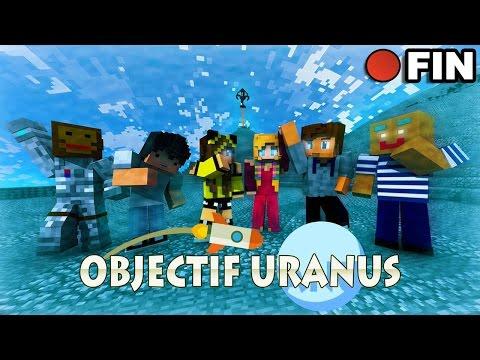 Minecraft - Objectif Uranus #FIN 🔴
