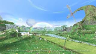 Kirby Air Ride (Fantasy Meadows) - 4K 60FPS Looping Background by Henriko Magnifico