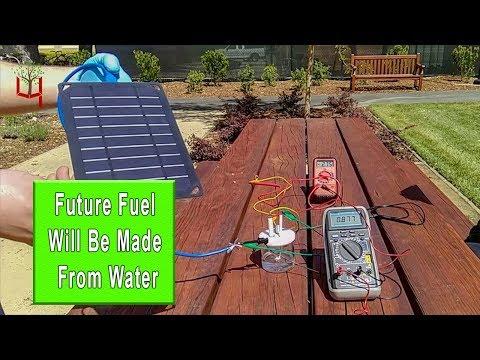 अब खारे पानी से भी बनाया जा सकेगा Hydrogen Fuel | Paryavaran Post