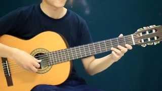 Bài 6: 18 nốt nhạc trên cần đàn