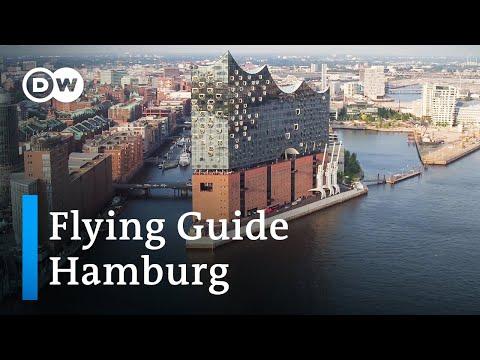 Top Things To Do in Hamburg   Hamburg City Guide   Hamburg From Above