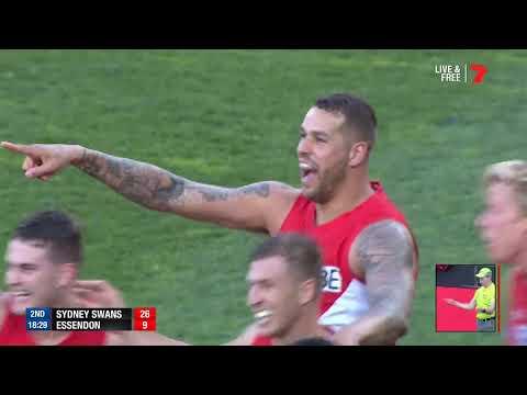 Elimination Final 2 - Sydney Swans v Essendon Highlights