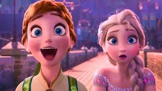 映画『アナと雪の女王/エルサのサプライズ』新映像 ジェニファーリー 検索動画 23
