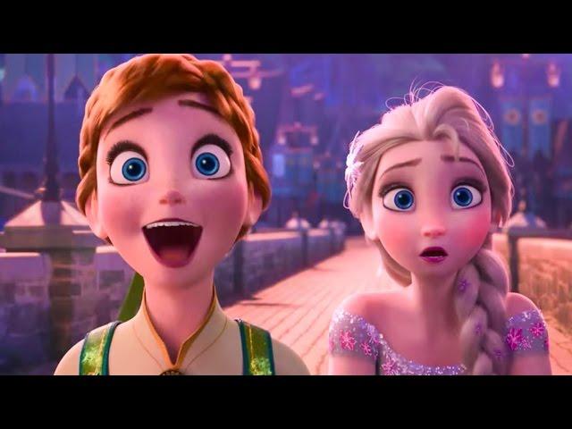 映画『アナと雪の女王/エルサのサプライズ』新映像