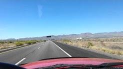 Hey, Youtube! We're in Yucca, Arizona!
