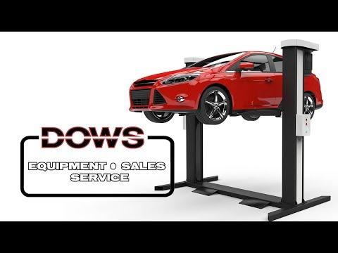 2 Post And 4 Post Car Lifts - DOWS - 2 Post And 4 Post Car Lifts