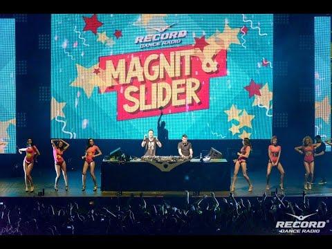 День Рождения Рекорда: Magnit & Slider (запись трансляции 20.09.14) | Radio Record