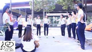 """Đệm Ukulele tập hát """"Nụ Cười Duyên"""" Của trưởng Cecilia Đỗ Thị Kiều Giang"""