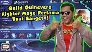 Build Guinevere MAGE FIGHTER KOMBO META TERBARU - Mobile Legends Indonesia |Hero Guides|
