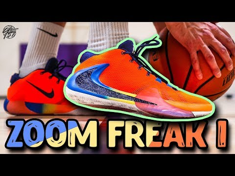 Nike Zoom FREAK 1 Performance Review!
