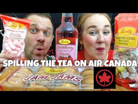 HOW TO ENJOY PURITY PRODUCTS *SPILLING THE TEA ON AIR CANADA* (MUST WATCH)