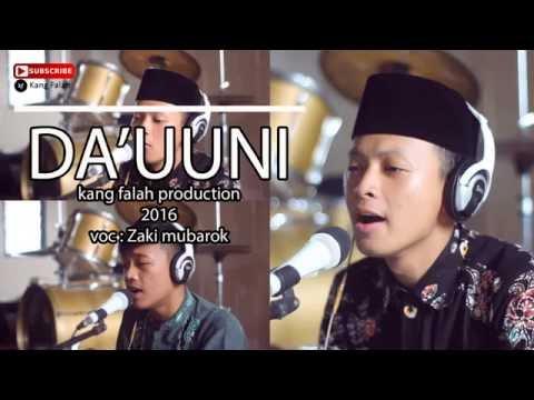 Sholawat Da Uuni Vokal Zaki Mubarok Ft Kang Falah